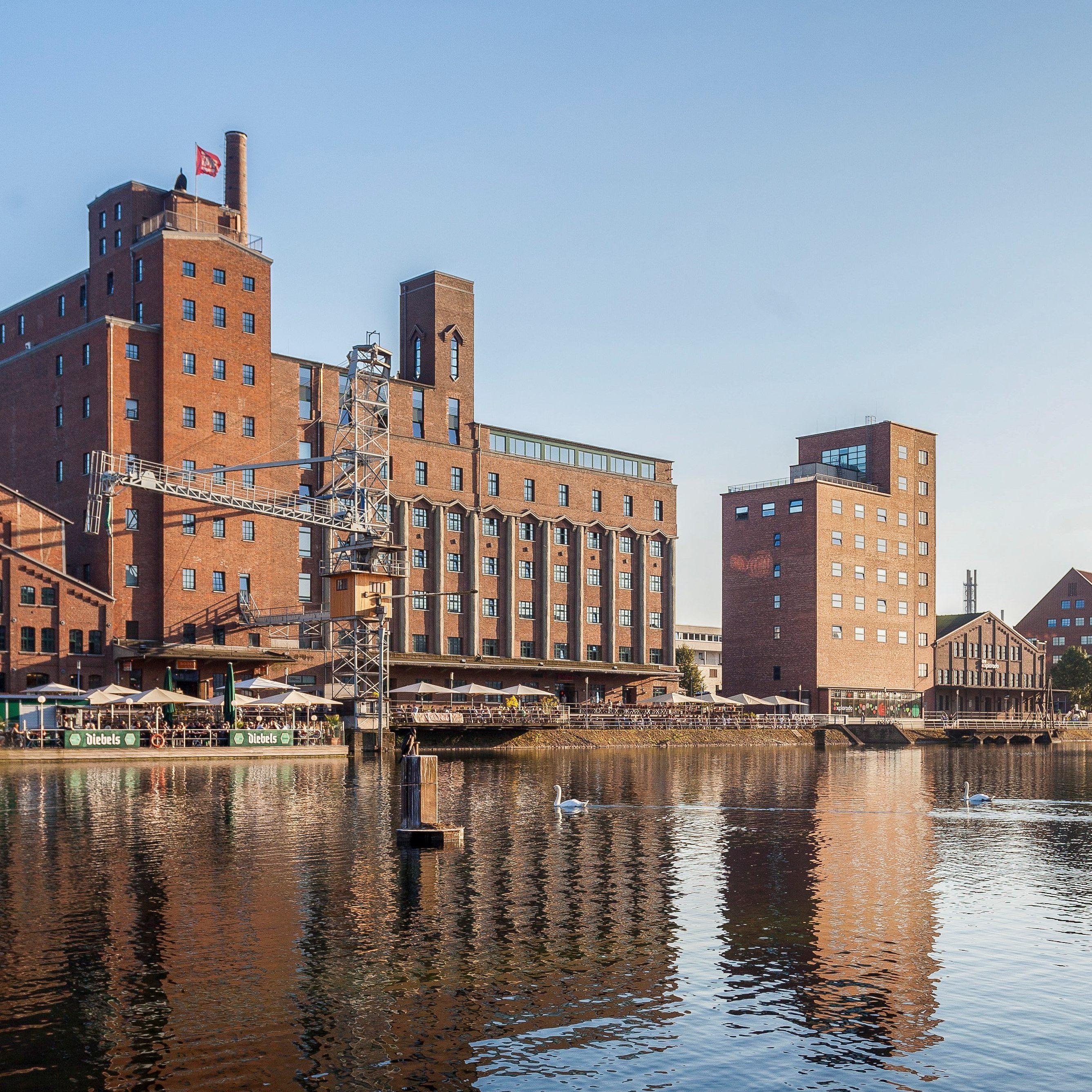 Firmensitz ithinx in Duisburg